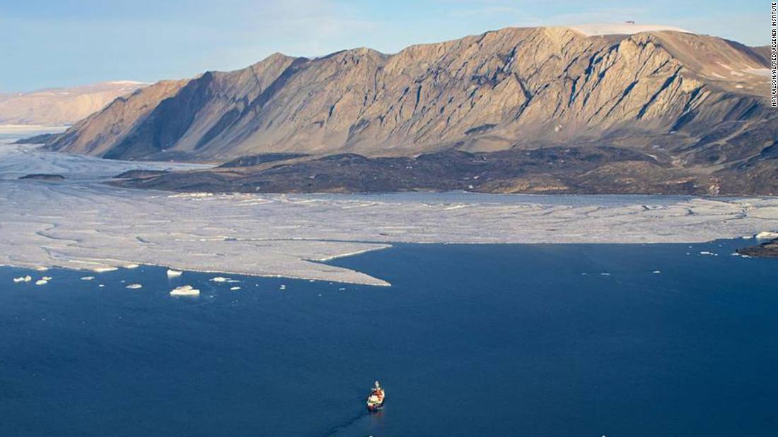 Laut Studienergebnissen ist die grönländische Eisdecke bis zu einem Punkt geschmolzen, an dem es keine Rückkehr mehr gibt