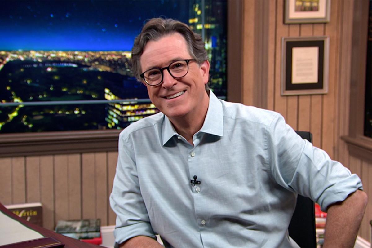 """""""Late Show with Stephen Colbert"""" wird für DNC mit Hillary Clinton, Bernie Sanders, live gehen"""