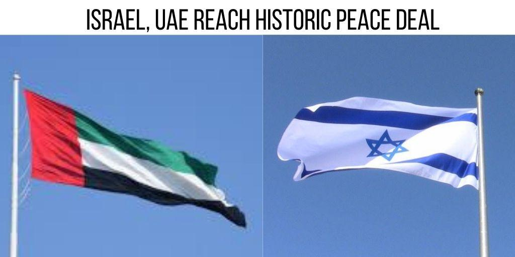 UAE, Israel peace deal