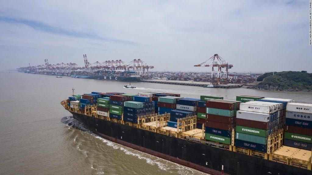 Der Handel zwischen den USA und China ist das einzige, was in der Beziehung funktioniert