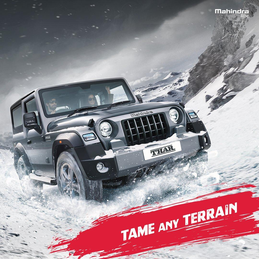 All-new Thar 2020
