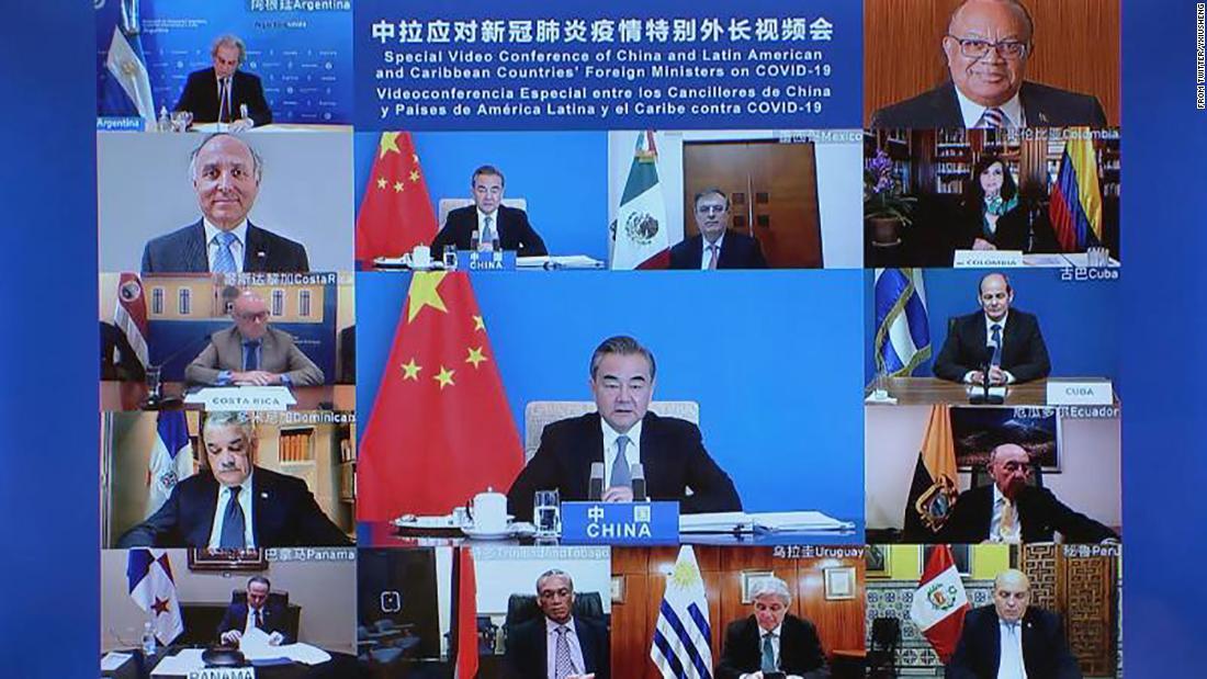 China und die USA kämpfen um Einfluss in Lateinamerika