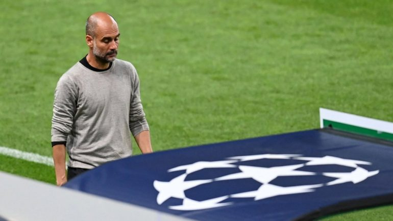 Fußball: Guardiola ist in seine Tricks verwickelt - den Sport