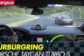 Der elektrische Porsche stammt vom AMG, 911 և BMW M.  Dann kommt die unangenehme Überraschung