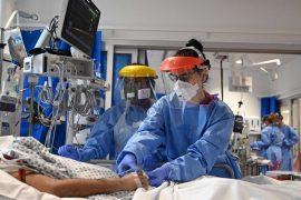 Aktuelle Korona: Neue Hammer-Studie enthüllt - sterben Menschen an den Folgen von Covid-19?