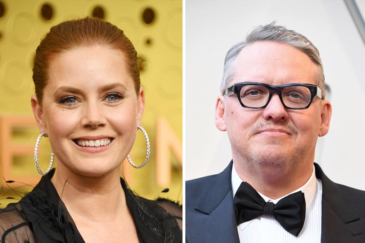 Amy Adams, Adam McKay Reunite für Netflix Limited Series Kings of America