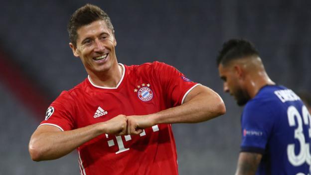Bayern München 4: 1 Chelsea: Frank Lampards Mannschaft verliert insgesamt 7: 1