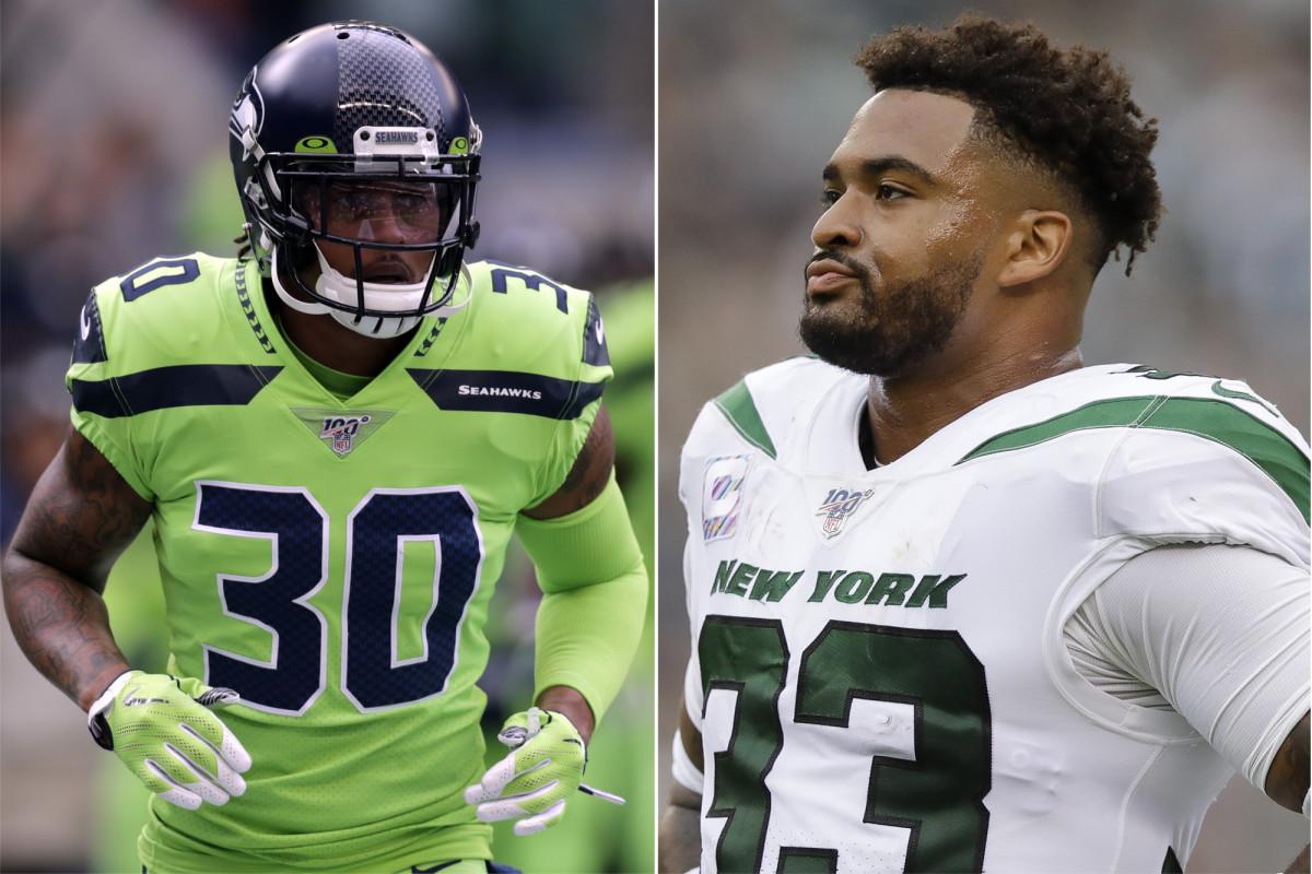 Bradley McDougald ist bereits der Anti-Jamal Adams für Jets nach dem Handel
