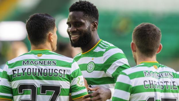 Celtic 5-1 Hamilton Academical: Hattrick von Odsonne Edouard beim Eröffnungssieg