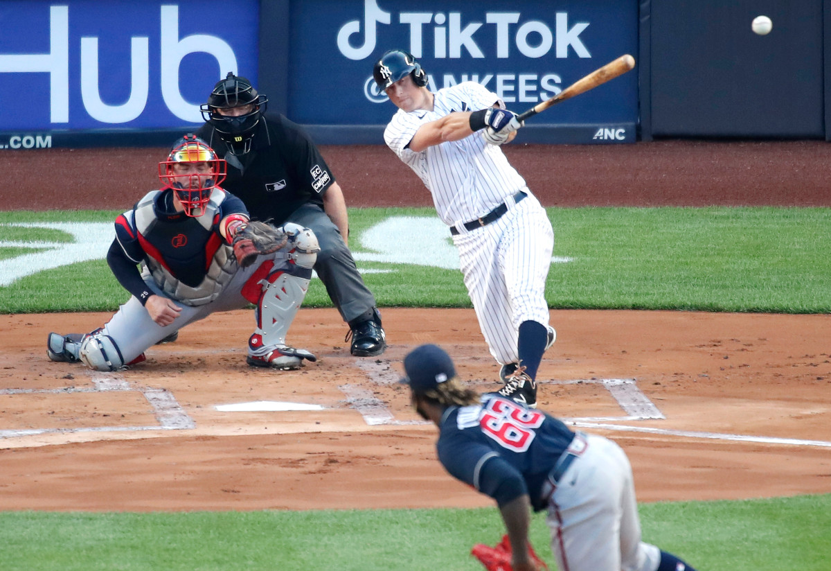 DJ LeMahieu erzielt weitere vier Treffer beim Sieg von Yankees