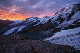 """Das Schmelzen der Gletscher in den Alpen verschlechtert sich: """"Die Hälfte davon ist bereits weg"""""""