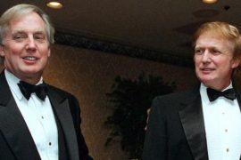 Der jüngere Bruder des US-Präsidenten: Robert Trump ist im Alter von 71 Jahren gestorben