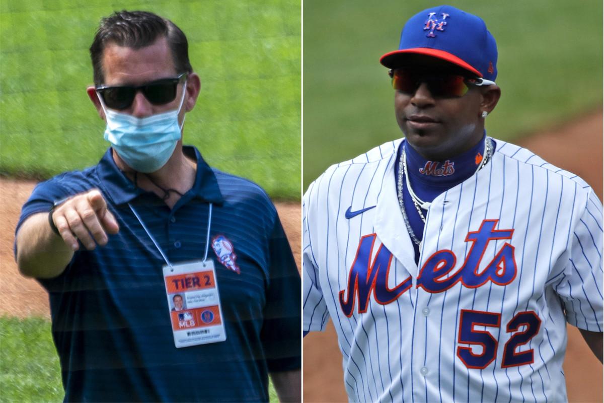 Die Funktionsstörung von Mets machte das Drama von Yoenis Cespedes noch schlimmer