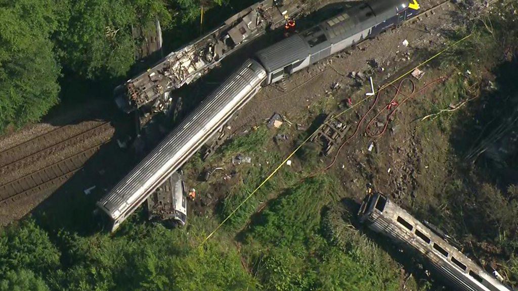 Die Untersuchung der tödlichen Entgleisung des Stonehaven-Zuges beginnt