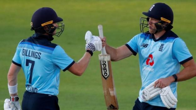England gegen Irland: Gastgeber stolpern über den Sieg im zweiten ODI, um den Sieg in der Serie zu besiegeln