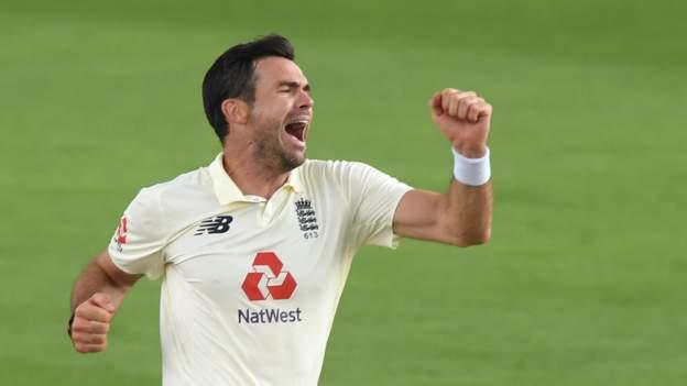 England gegen Pakistan: Bowlers haben im zweiten Test die Gastgeber an die Spitze gebracht