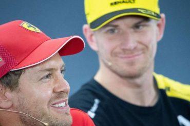 Formel 1: Vettel verrückter Klatsch! Wird er von nun an einen deutschen Kollegen in Ferrari ersetzen?