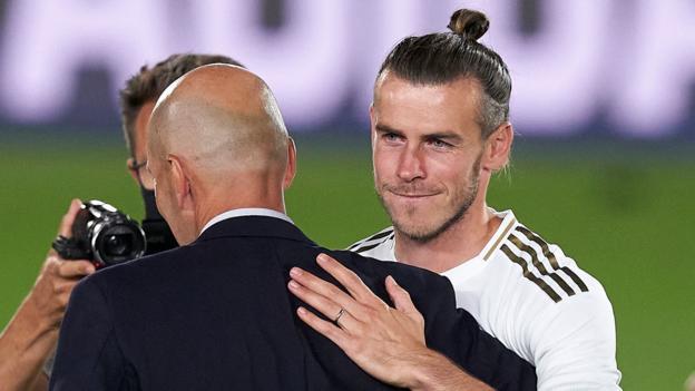 Gareth Bale: Der Stürmer von Real Madrid wollte gegen Manchester City - Zidane nicht spielen