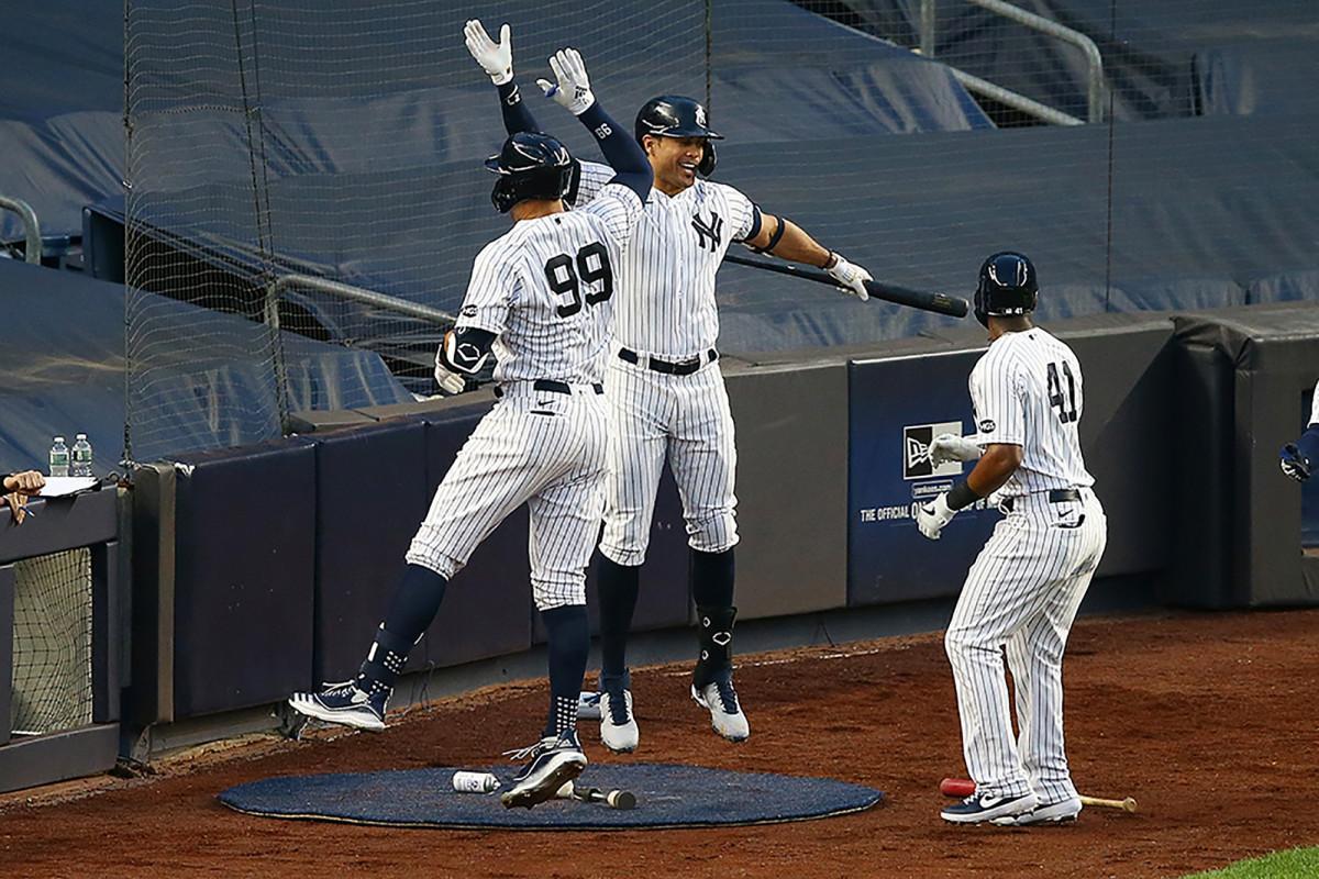 Giancarlo Stanton von Yankees hofft, dass ein schlankerer Körper ihm hilft, Verletzungen zu vermeiden