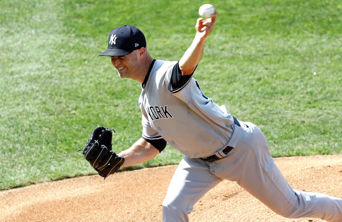 JA Happ gibt mehrere Gründe für den Flop seiner letzten Yankees an