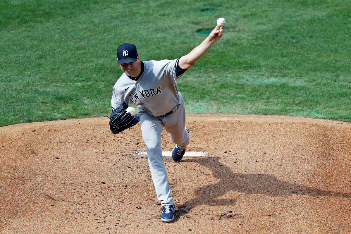 JA Happs Kämpfe sind möglicherweise nicht nur ein Grund dafür, dass Yankees den Start überspringen
