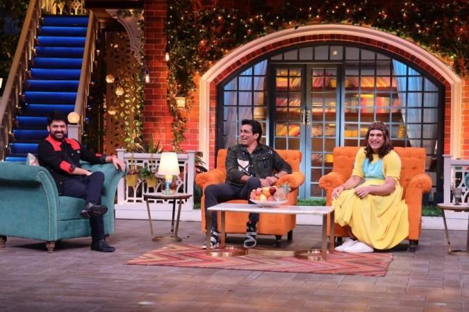 Kapil Sharma, Sonu Sood und Krushna Abhishek