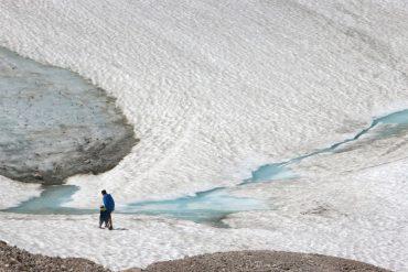 Klimaforscher warnen: Bald nur noch vier Gletscher in Deutschland - Inland News