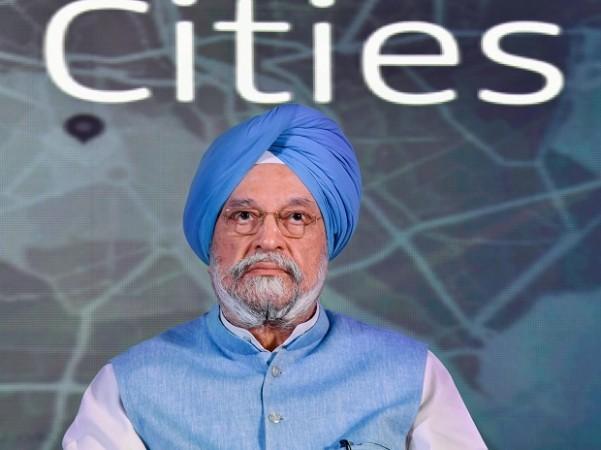 Hardeep Singh Puri, Minister für Zivilluftfahrt der Union