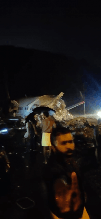 Air India Flugzeugabsturz
