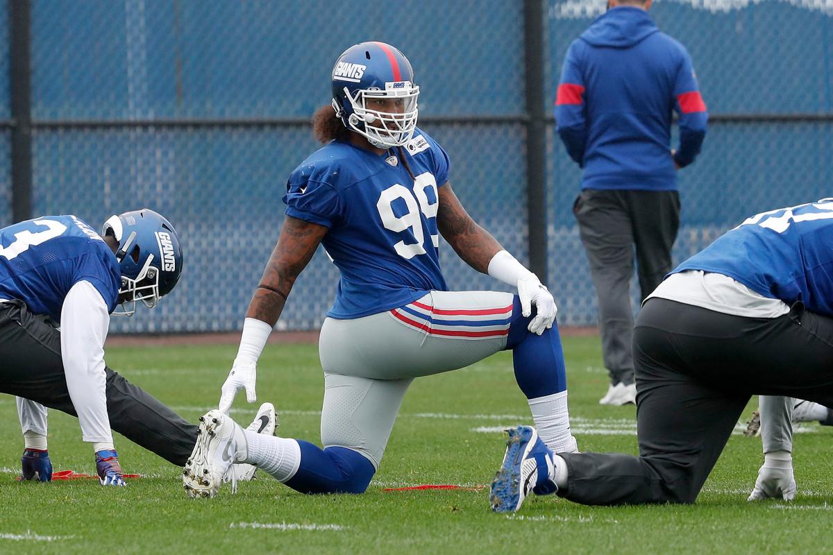 Leonard Williams auf der Verletzungsliste von Giants mit Kniesehnenproblem