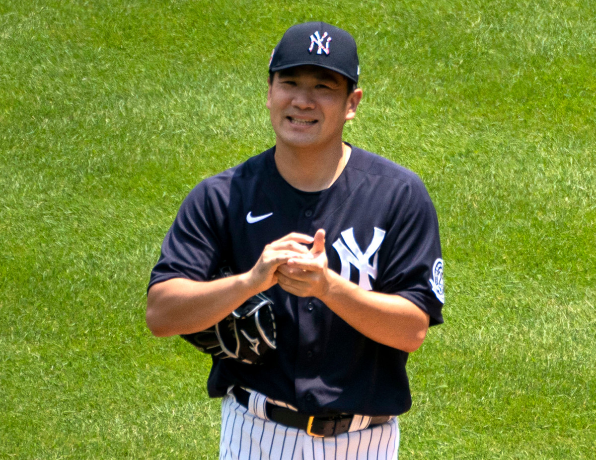 Masahiro Tanaka wird diese Schutzausrüstung bei Yankees Rückkehr tragen