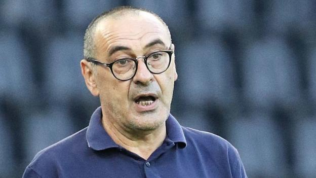Maurizio Sarri wurde nach einer Saison als Juventus-Manager entlassen