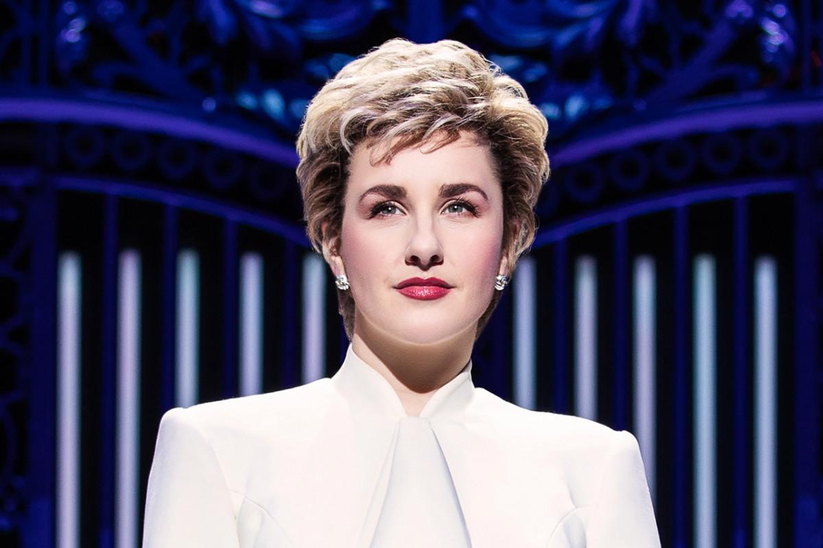 Princess Diana Musical wird vor der Wiedereröffnung des Broadway auf Netflix uraufgeführt