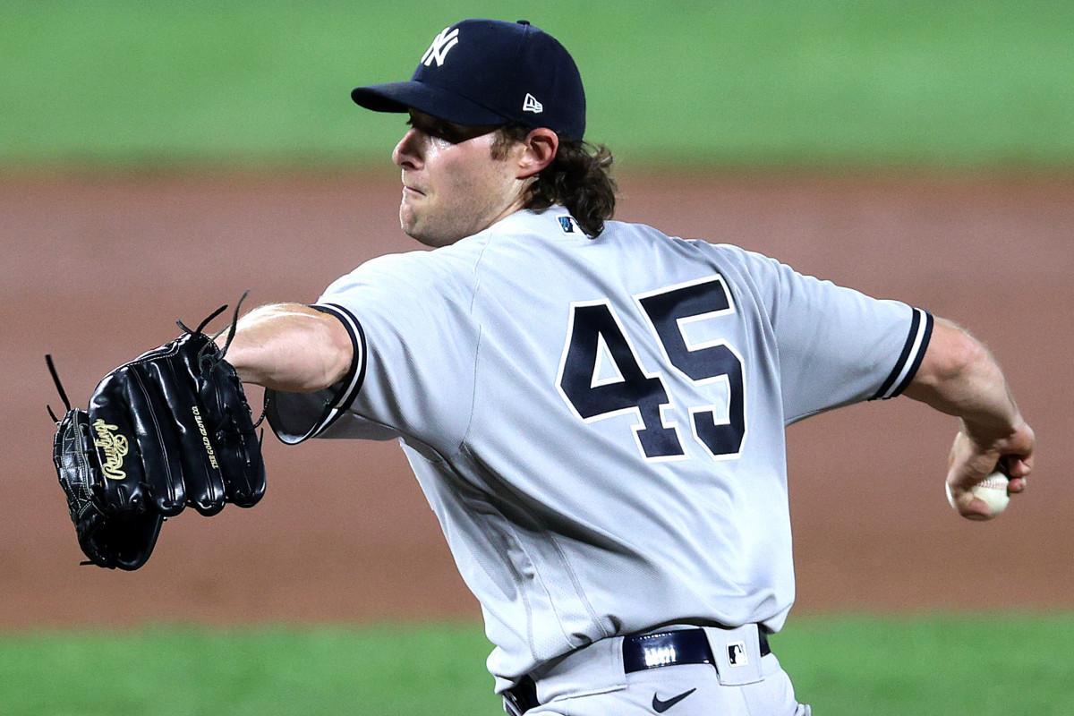 Sogar Gerrit Cole hat Ehrfurcht vor dem Potenzial der Yankees