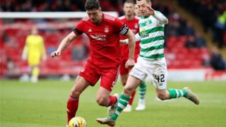 Aberdeen spielt 2019 Celtic