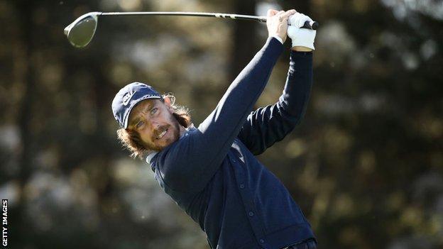 Tommy Fleetwood spielt bei der US PGA Championship 2020