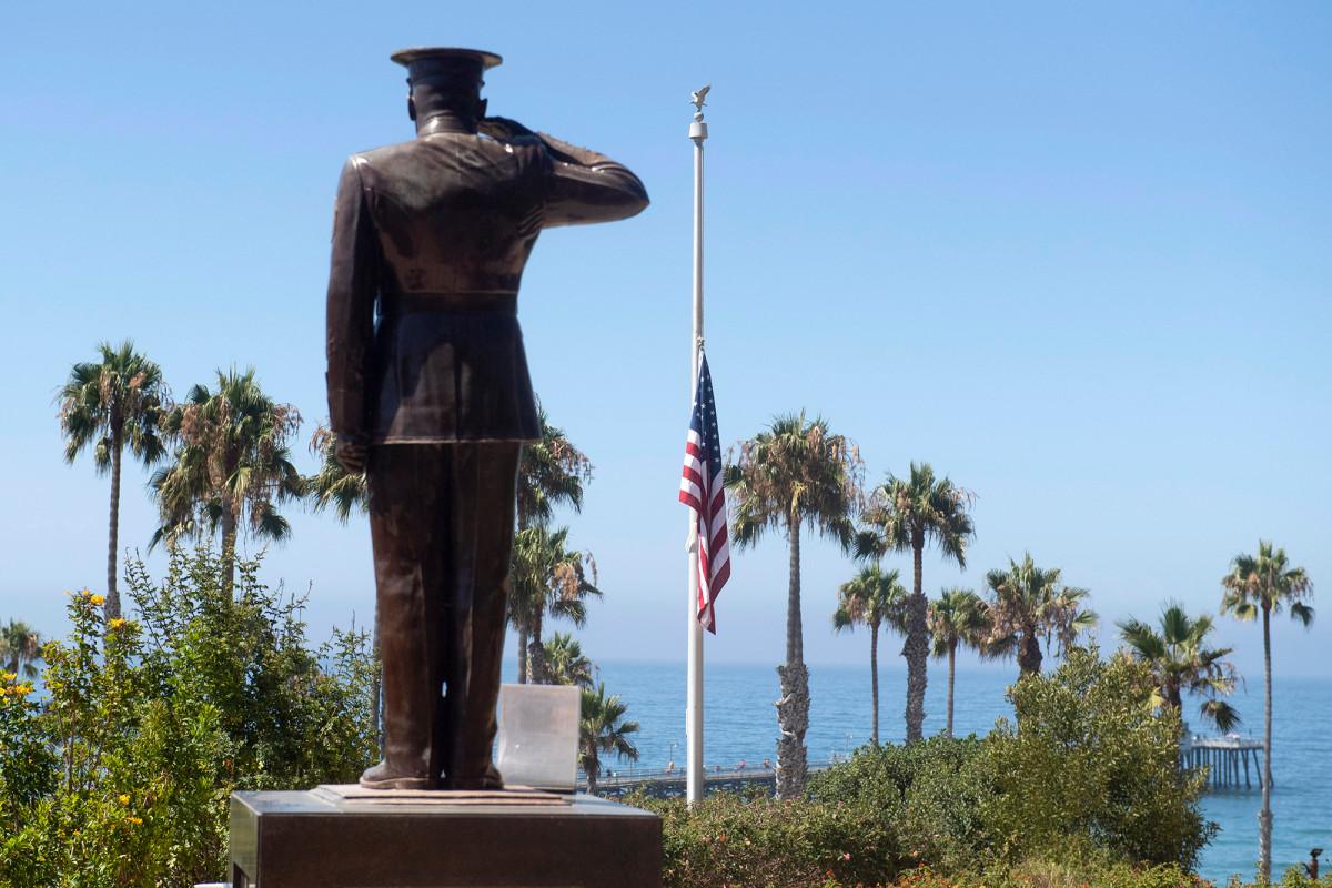 Vermisste Marines, Seemann 'vermutlich verstorben' vor der kalifornischen Küste