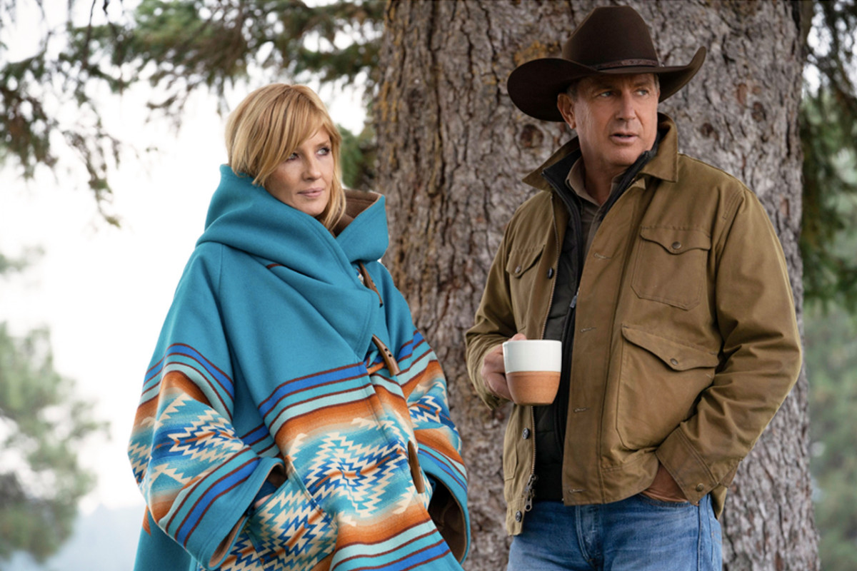 Wie man Yellowstone Staffel 3, Folge 7 live online sieht