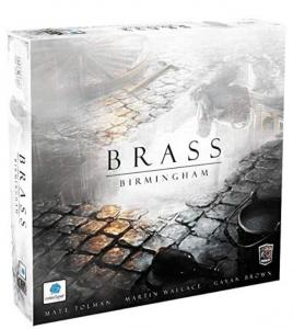 Roxley Games Brass Birmingham Brettspiele