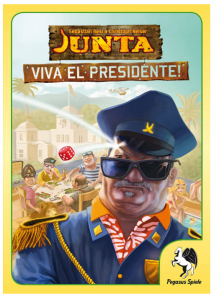 Pegasus Spiele 51820G - Junta Viva el Presidente