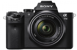 Sony Alpha 7M2 E-Mount Vollformat Digitalkamera ILCE-7M2 (24,3 Megapixel, 7,6cm (3 Zoll) LC-Display, Full HD Video (XAVC S, AVCHD)