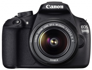 Canon EOS 1200D / Rebel T5 / EOS KISS X70 18-55 / 3,5-5,6 EF-S IS II ( 18.7 Megapixel (3 Zoll Display) (Generalüberholt)