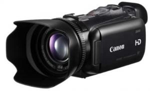 XA10 - Camcorder - High Definition